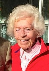 Mary Ellis at Sandown